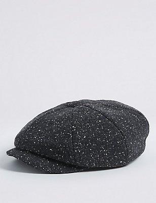 Chapeau style casquette en maille nep, doté des technologies Thinsulate™ et Stormwear™, GRIS, catlanding