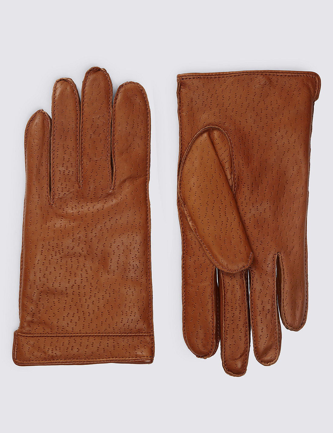 Brown vs black leather gloves - Textured Leather Gloves With Thinsulate Trade