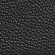 Pebble Grain Leather Briefcase, BLACK, swatch
