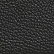 Pebble Grain Leather Briefcase, BLACK, swatch