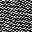 Bufanda de espiga 100% algodón, GRIS, swatch