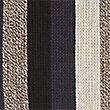 Striped Raschel Scarf, NEUTRAL, swatch