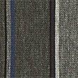 Striped Raschel Scarf, GREY, swatch