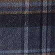 Pure Wool Checked Scarf, OATMEAL, swatch