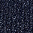 Pure Cotton Knitted Scarf , NAVY, swatch