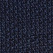 Textured Pure Cotton Knitted Scarf, NAVY, swatch