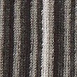 Striped Rochelle Scarf, CHARCOAL MIX, swatch