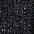 Pure Cashmere Knitted Rib Scarf, GREY, swatch