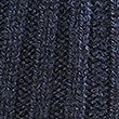 Pure Cashmere Knitted Hat, NAVY, swatch