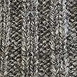 Pure Cashmere Knitted Hat, GREY MIX, swatch