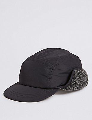Thinsulate™ Carpenter Hat with Stormwear™, NAVY, catlanding
