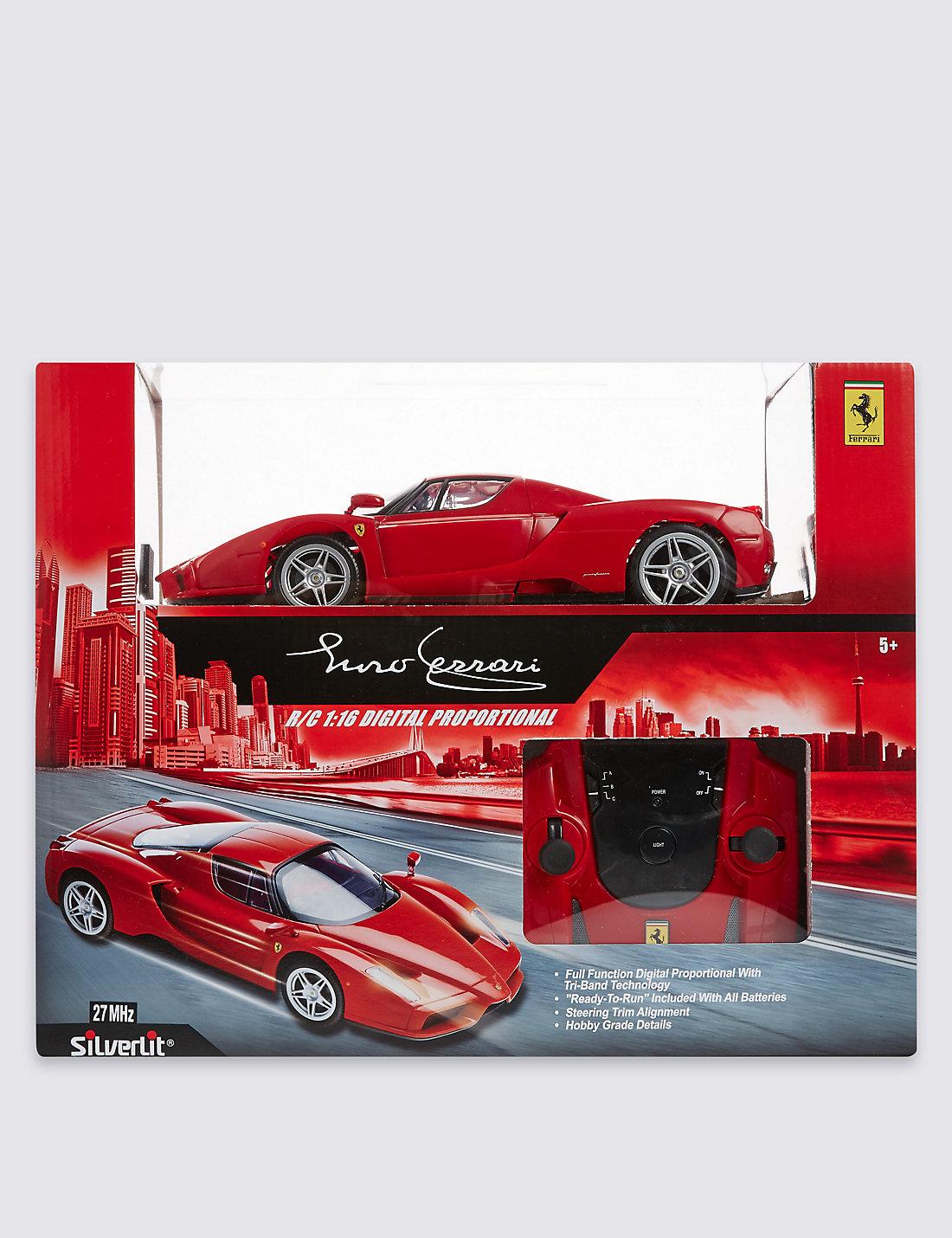 Remote Controlled Ferrari Enzo 1:16 | M&S