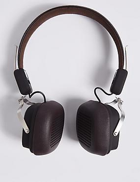Bluetooth Headphones, BROWN MIX, catlanding
