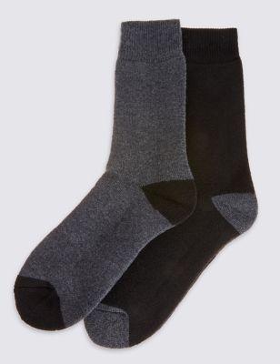 Носки с термохарактеристиками (2 пары)
