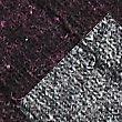 Lot de 2paires de chaussettes chauffantes en laine à motif brodé, PRUNE ASSORTI, swatch