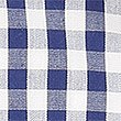 Pure Cotton Easy to Iron Tailored Fit Shirt, MID BLUE, swatch