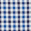 Pure Cotton Easy to Iron Tailored Fit Shirt, NAVY MIX, swatch
