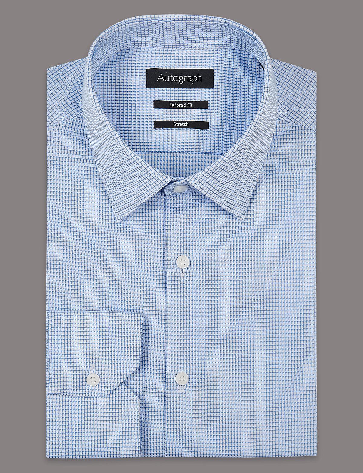 Рубашка мужская из хлопка Supima®