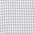 Pure Cotton Puppytooth Check Easy to Iron Shirt, GREY MIX, swatch