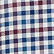 Pure Cotton Regular Fit Shirt with Pocket, BLUE MIX, swatch
