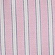 Pure Cotton Striped Shirt, PINK MIX, swatch