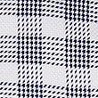 Chemise 100% coton à carreaux coupe standard, COBALT, swatch