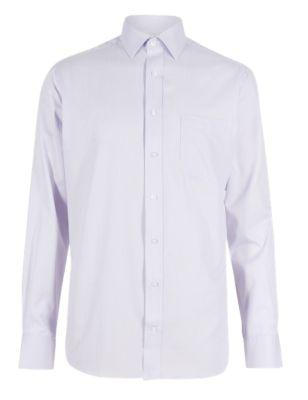 Рубашка Easy to Iron в бенгальскую полоску
