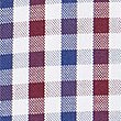 Easy to Iron Regular Fit Oxford Shirt, RED MIX, swatch