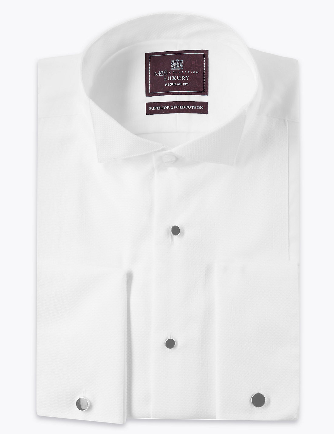 Mens Dress Shirts | Dinner Shirts For Men | M&S