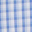 Pure Cotton Easy to Iron Regular Oxford Shirt, BLUE MIX, swatch
