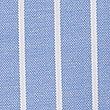 Pure Cotton Easy to Iron Regular Fit Shirt , BLUE MIX, swatch