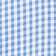 Pure Cotton Non-Iron Checked Shirt, BLUE MIX, swatch