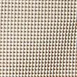Gilet de costume 100% soie 5boutons à motif texturé et gaufré, CHAMPAGNE, swatch