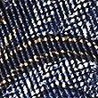Pure Silk Printed Pocket Square , GOLD MIX, swatch