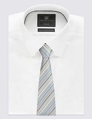 Striped Tie, GREY MIX, catlanding