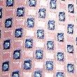 Krawatte mit geometrischem Muster, ROSA, swatch