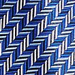 Textured Tie, BLUE MIX, swatch