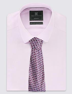 Textured Tie, MAUVE MIX, catlanding