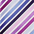 Satin Striped Tie, PINK MIX, swatch