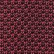 Knitted Tie, WINE MIX, swatch