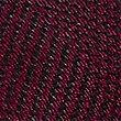 Wool Rich Herringbone Tie, BURGUNDY, swatch