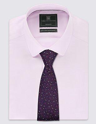 Pure Silk Squiggle Tie, MULTI, catlanding