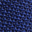 Pure Silk Grenadine Textured Tie, NAVY, swatch