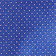 Pure Silk Spotted Tie, NAVY, swatch