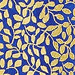 Pure Silk Textured Floral Tie, GOLD MIX, swatch