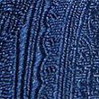 Pure Silk Paisley Tie, NAVY, swatch