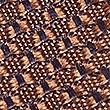 Pure Silk Textured Tie, RUST, swatch