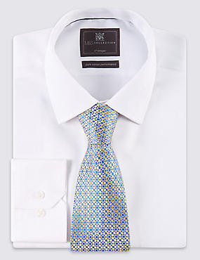 Pure Silk Two Tone Textured Tie, YELLOW MIX, catlanding
