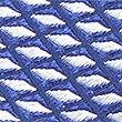 Pure Silk Geometric Print Tie, BLUE MIX, swatch