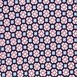 Pure Silk Printed Tie , MAGENTA, swatch